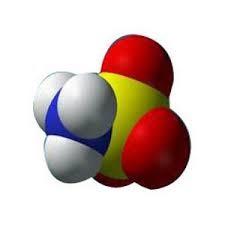 تصویر سهبعدی از سولفامیک اسید