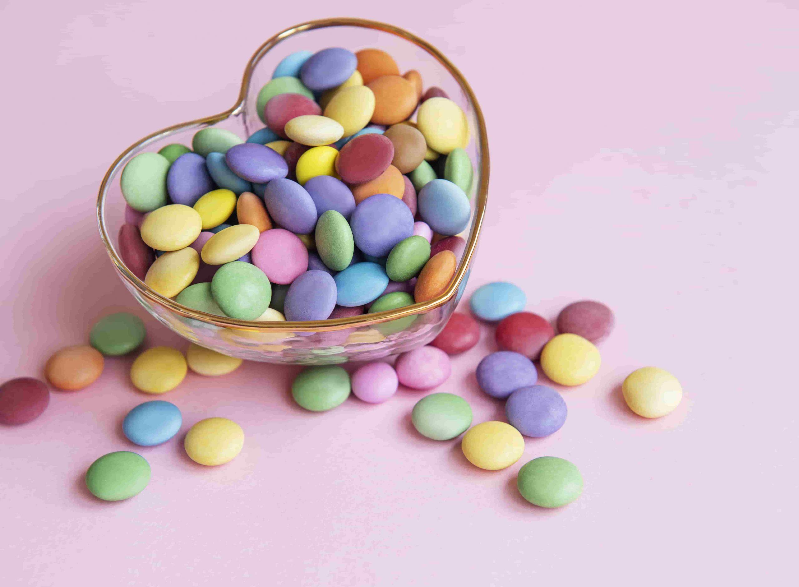 استفاده از استاریک اسید در شیرینیها