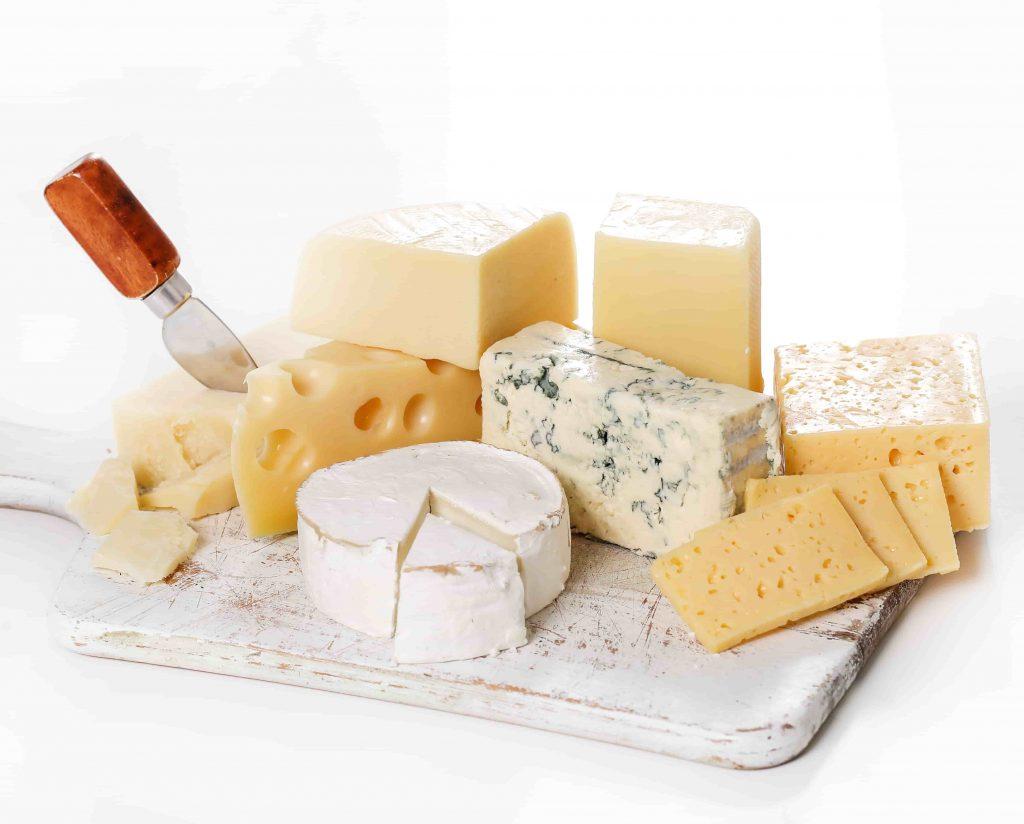 انواع پنیر صنعتی
