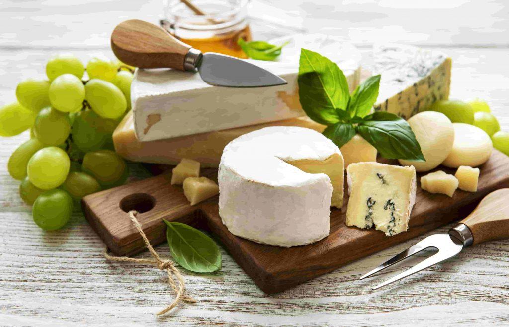 انواع پنیرهای صنعتی و خانگی